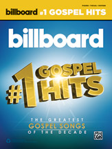 Billboard #1 Gospel Hits