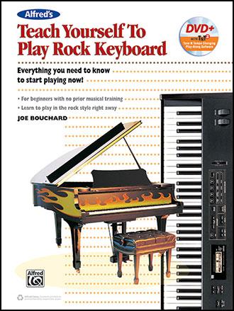 Teach Yourself to Play Rock Keyboard