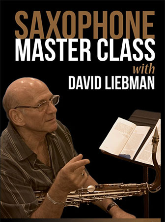 Masterclass with David Liebman Cover