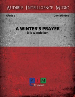 A Winter's Prayer