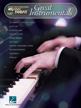 EZ Play Today Vol. 147 Great Instrumentals