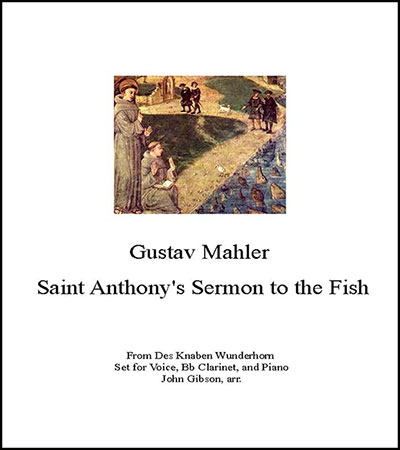St. Anthony's Sermon to the Fish