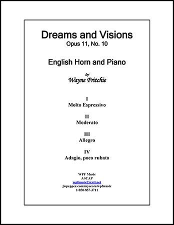 Dreams and Visions Opus 11, No. 10