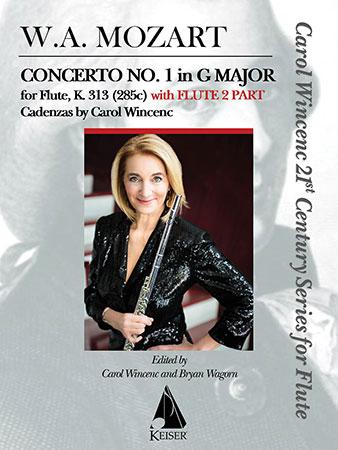 Concerto No. 1 in G Major for Flute, K. 313