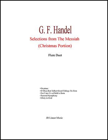 Handel Messiah Selections - Flute Duet