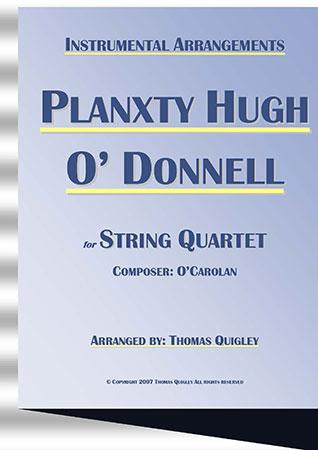 Planxty Hugh O' Donnell