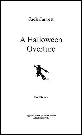 A Halloween Overture
