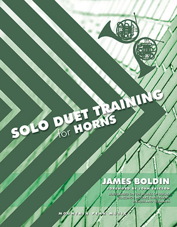Solo Duet Training for Horns