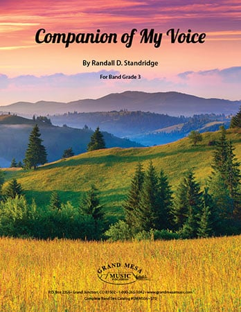Companion of My Voice
