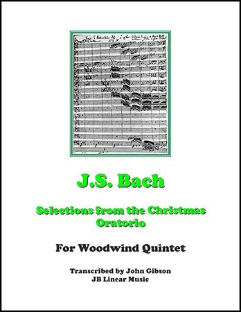 Selections from The Christmas Oratorio