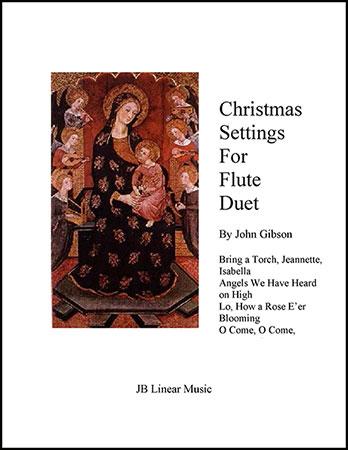 Christmas Settings for Flute Duet