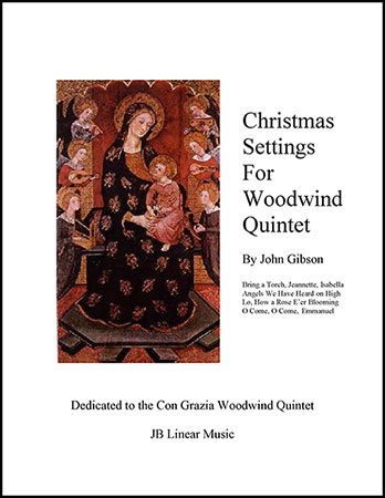 Christmas Settings for Woodwind Quintet