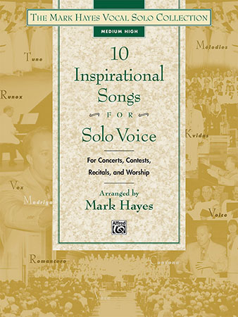 10 Inspirational Songs for Solo Voice