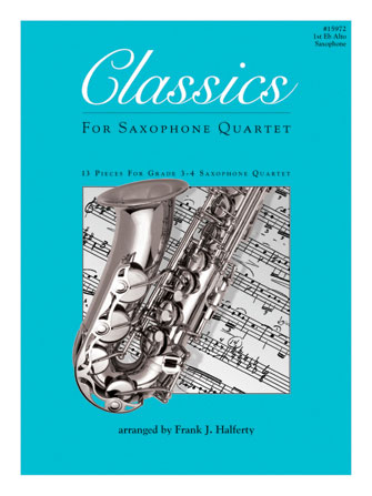 Classics for Saxophone Quartet
