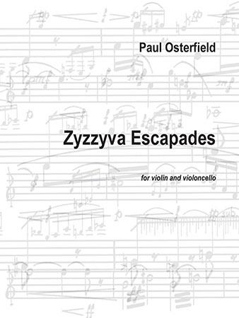 Zyzzyva Escapades