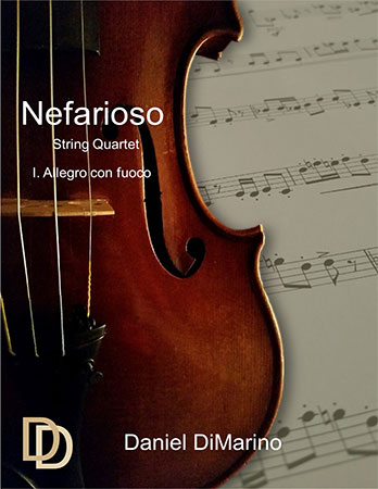 Nefarioso: Allegro con fuoco Thumbnail