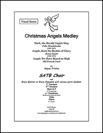 Christmas Angels Medley
