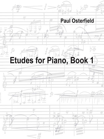 Etudes for Piano, Book 1