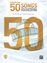 Alfred's Top 50 Songs from the Warner Bros Film Collection