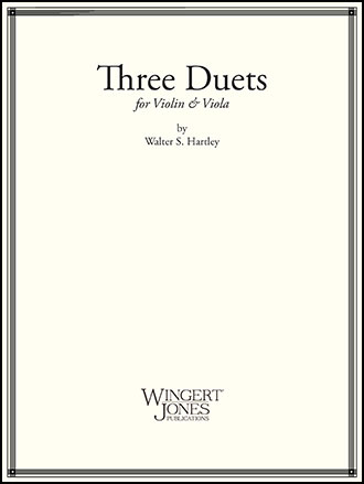 Three Duets for Violin and Viola