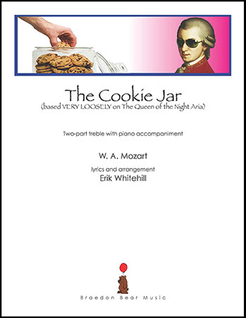Who Stole The Cookie From The Cookie Jar Lyrics Best The Cookie Jar TwoPart By W A Mozart JW Pepper Sheet Music