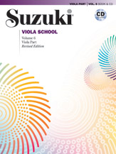 Suzuki Viola School, Vol. 6
