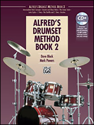 Alfred's Drumset Method No. 2