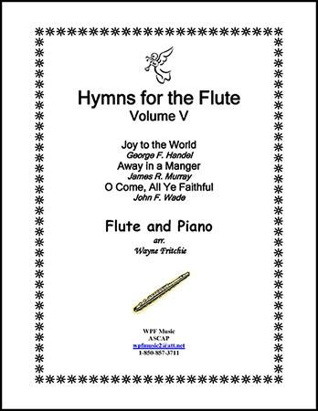 Hymns for the Flute Volume V