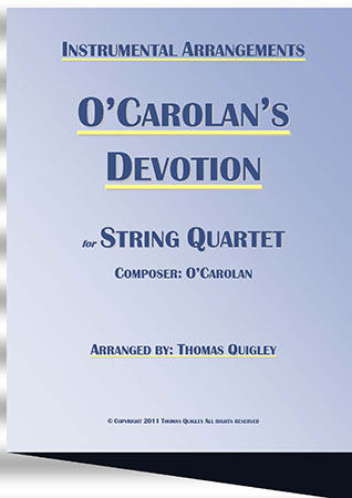 O Carolan's Devotion