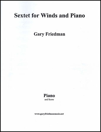 Sextet for Winds and Piano