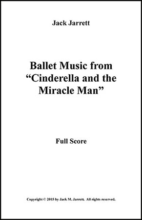 Ballet Music from Cinderella and the Miracle Man
