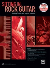Sitting in Rock Guitar