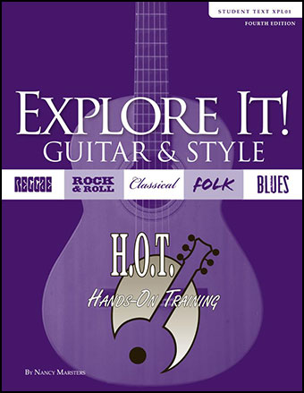 Explore it! Guitar and Style