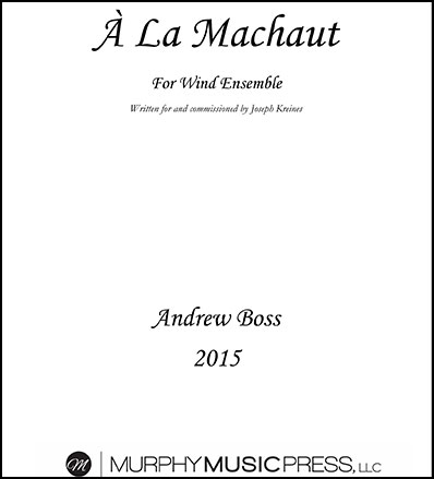 A La Machaut