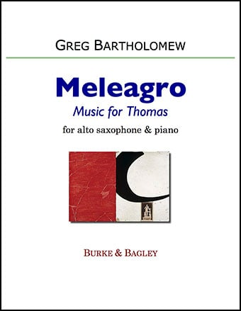 Meleagro: Music for Thomas
