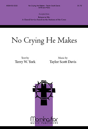 No Crying He Makes