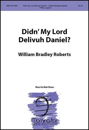 Didn't My Lord Delivuh Daniel?