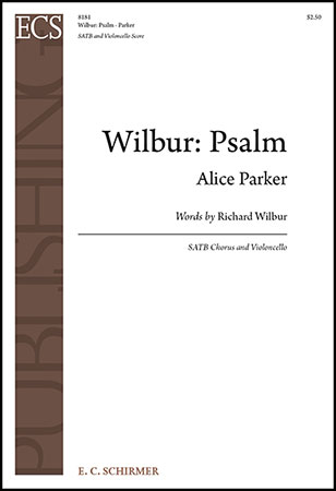Wilbur: Psalm