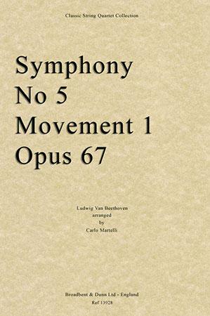 Symphony No. 5, Mvt. 1