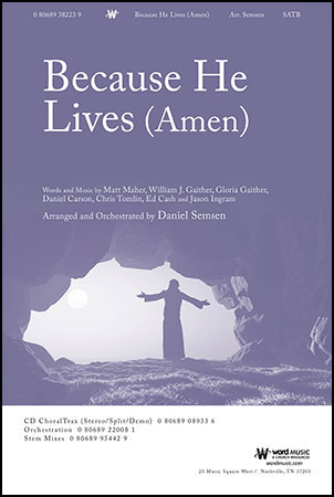 Because He Lives Cover