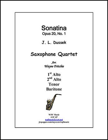 Sonatina Opus 20, No. 1