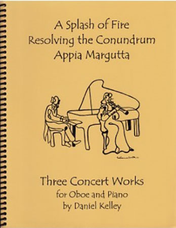 Three Concert Works for Oboe and Piano