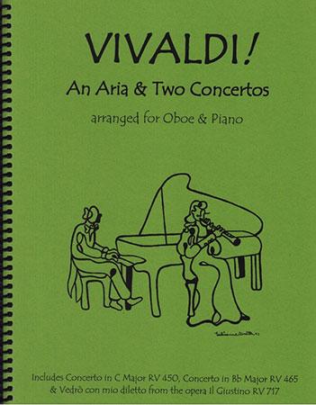 Vivaldi: Two Concertos and an Aria
