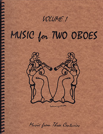 Music for Two Oboes #1