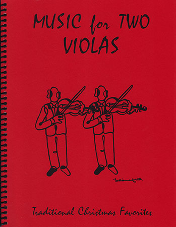 Music for Two Violas Christmas