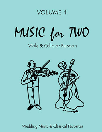 Music for Two #1 Wedding & Classical Favorites