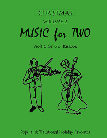 Music for Two, Christmas #2 - Popular & Traditional Holiday Favorites