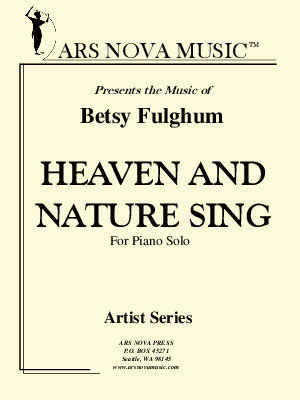 Heaven and Nature Sings