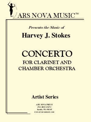 Concerto for Clarinet and Chamber Orchestra