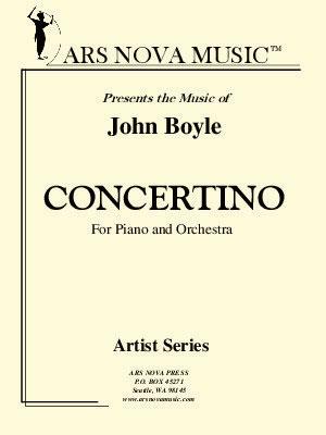 Concertino for Piano and Orchestra